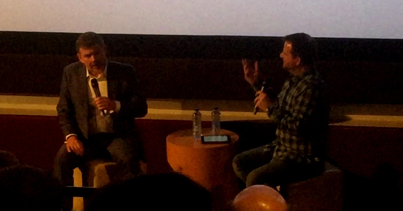 Nicholas Martin talks about Florence Foster Jenkins