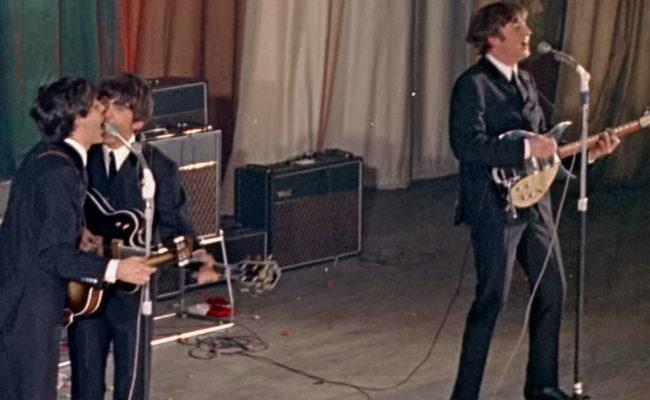 Ron Howard's Beatles: Eight Days A Week