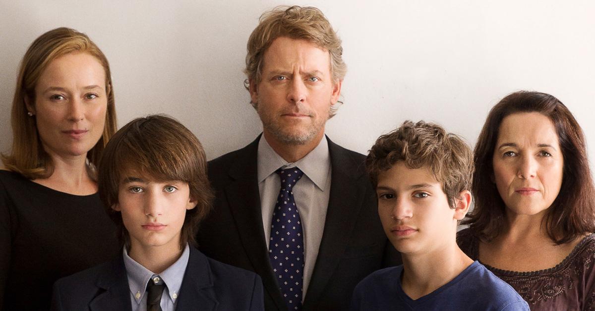 Little Men cast