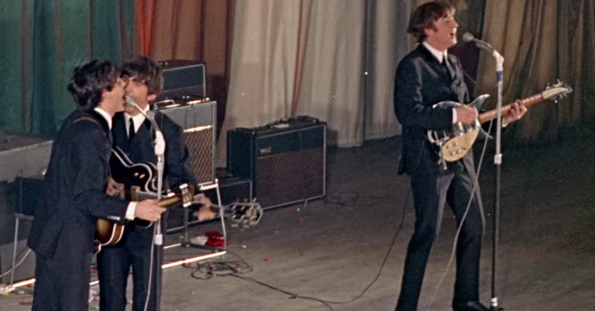 Ron Howard's Beatles: Eight Days A Week